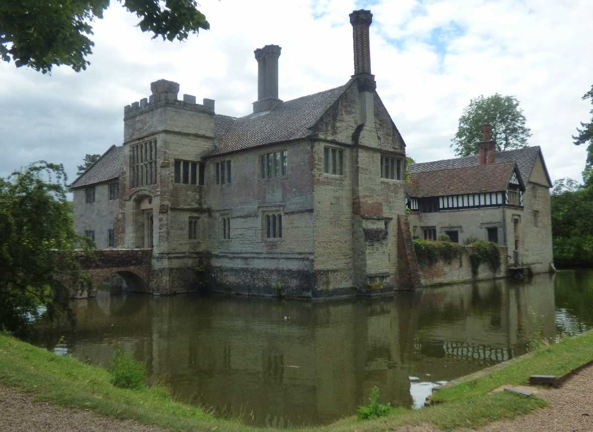 Return to Baddesley Clinton during July 2020