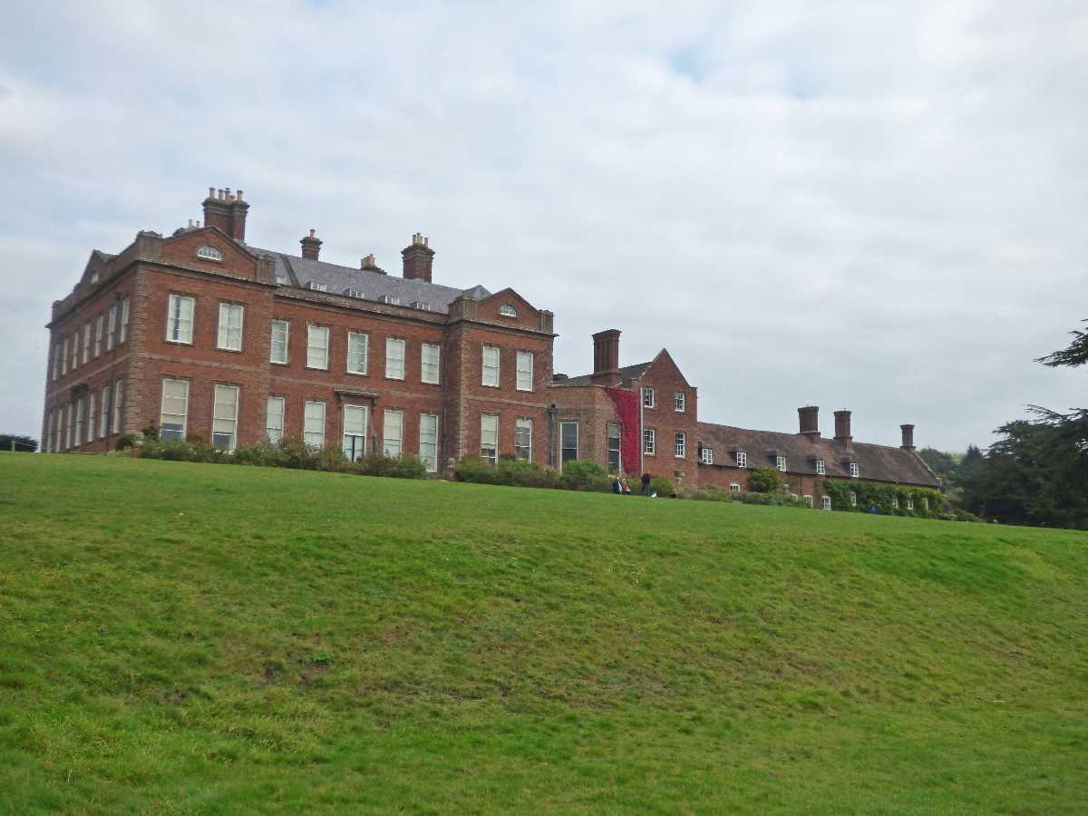 A visit to Dudmaston Estate during October 2020