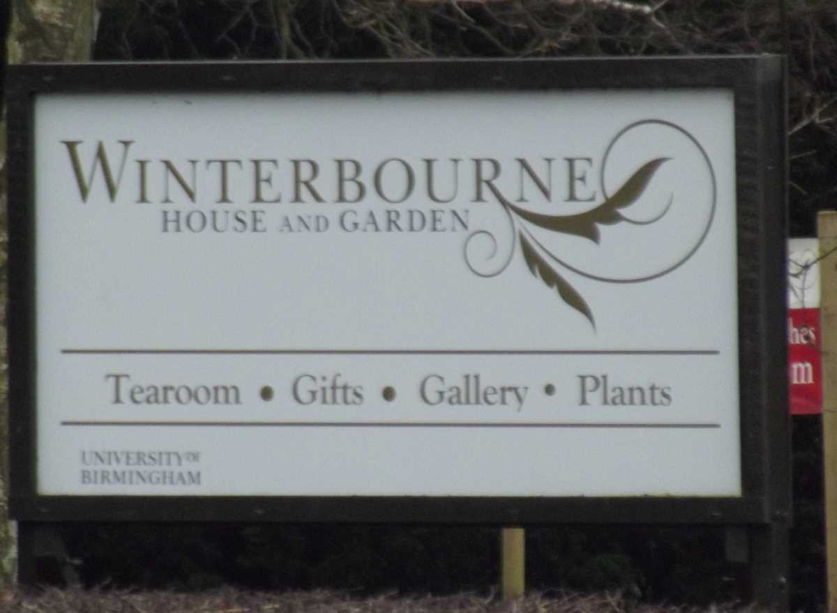 An Edwardian gem that is Winterbourne House & Garden
